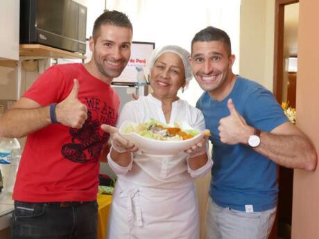 Aprenda a cozinhar deliciosos pratos peruanos durante sua visita a Arequipa