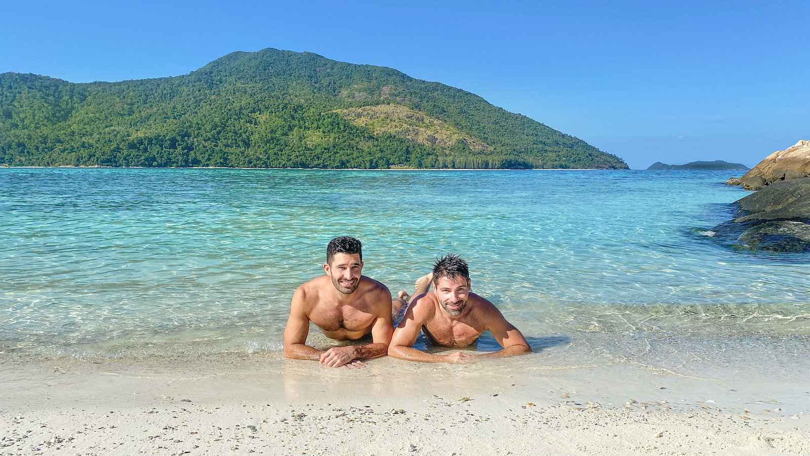 Phuket is one of the best gay islands in Thailand with a great gay scene and gorgeous beaches