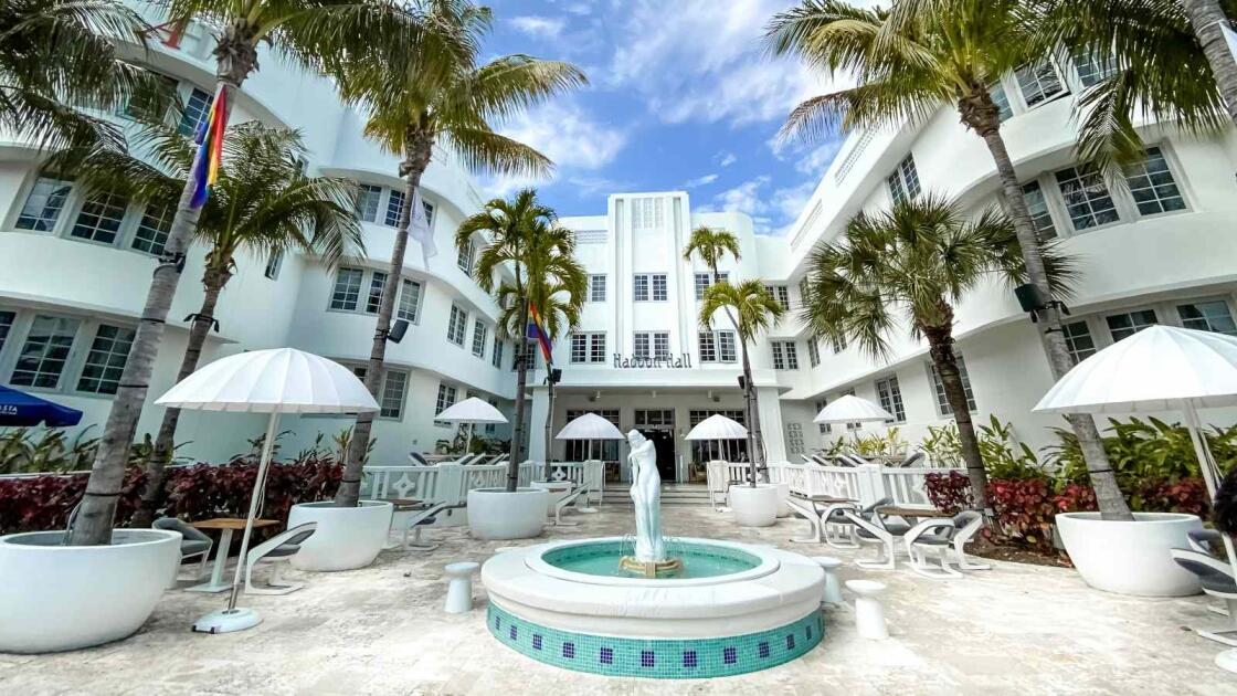 Best gay hotels in Miami