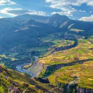 Não deixe de visitar o Canyon do Colca, um dos mais profundos do mundo, enquanto estiver em Arequipa