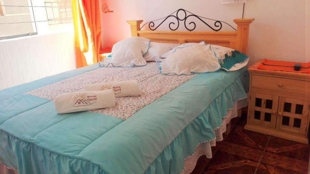 Hostal Cleofe is a lovely gay friendly bed and breakfast in Arequipa for gay travellers on a budget