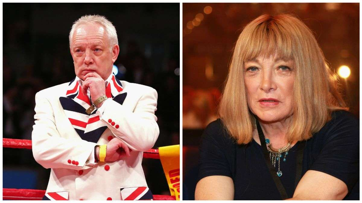 Boxing manager Frank Maloney came out as gay and trans then went through the transition to now live as Kellie Maloney