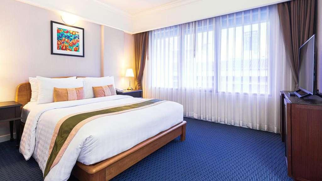 Le Siam é uma opção de hospedagem gay friendly e acessível para viajantes gays em Bangkok
