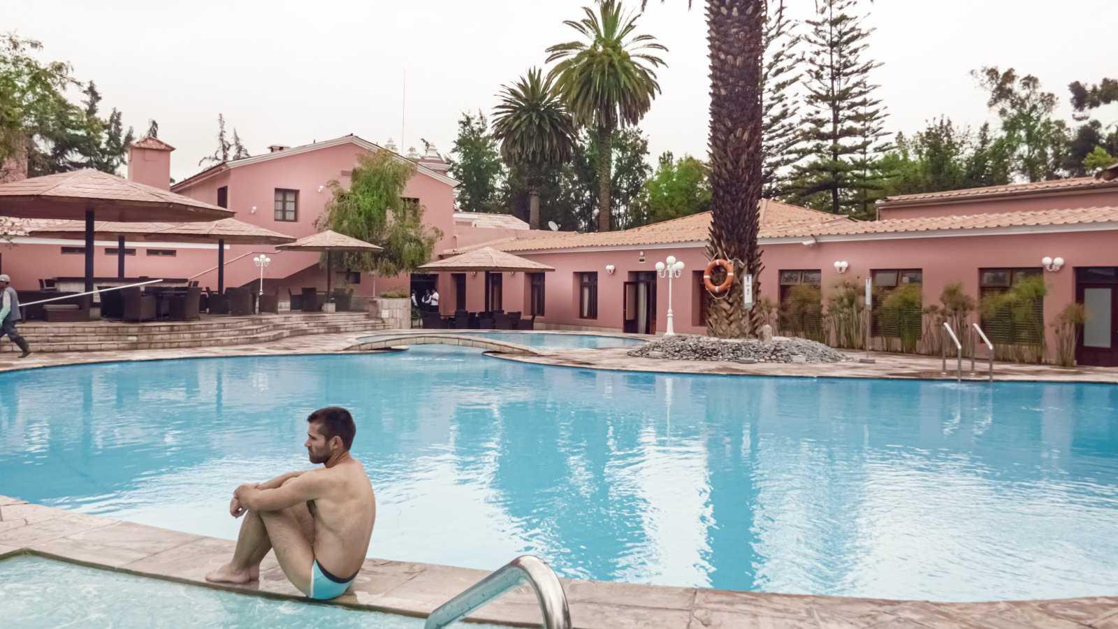 Wyndham Costa del Sol Arequipa é um hotel luxuoso e gay friendly em Arequipa que nos deixou muito mimados!