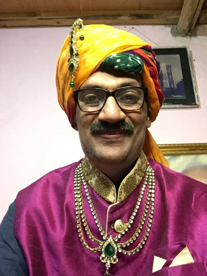 Crown Prince Manvendra Singh of India is the first royal anywhere in the world to come out as gay!