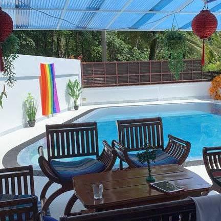Phuket Gay Homestay é o lar perfeito longe de casa para os viajantes gays nesta linda ilha tailandesa