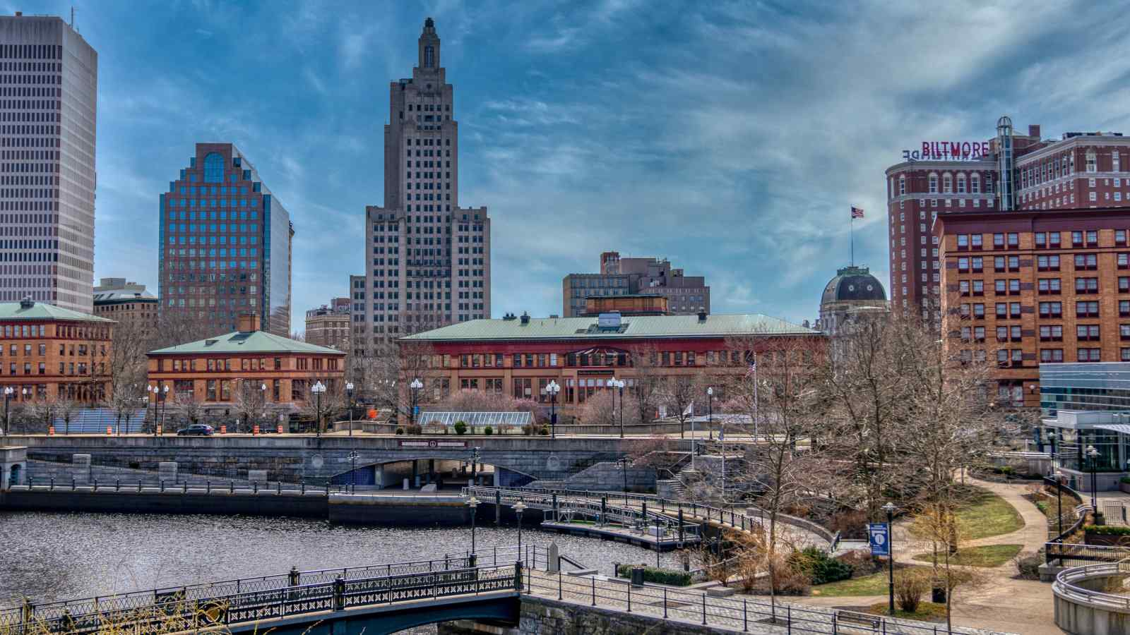 Providence is one of the gayest state capitals in America, so you must check it out!