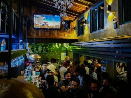 Rodeo is a fun pub in Negombo with a cool wild west theme that's also very accepting of gay visitors