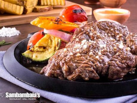 Sambambaia's is a lovely restaurant in Arequipa with modern style and delicious food