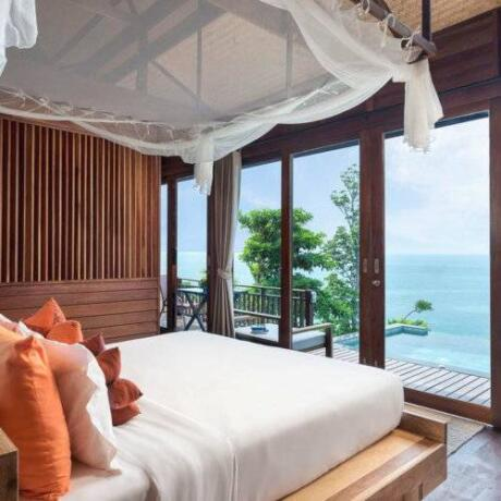 Serendipity Beach Resort is a stunning and romantic place for gay couples to stay on Koh Lipe