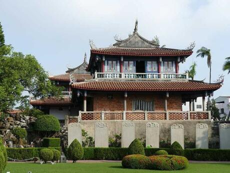 Tainan is the oldest city in Taiwan and is filled with beautiful temples