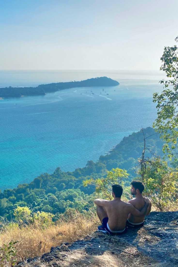 Descubra quais são as melhores ilhas da Tailândia para os viajantes gays visitarem