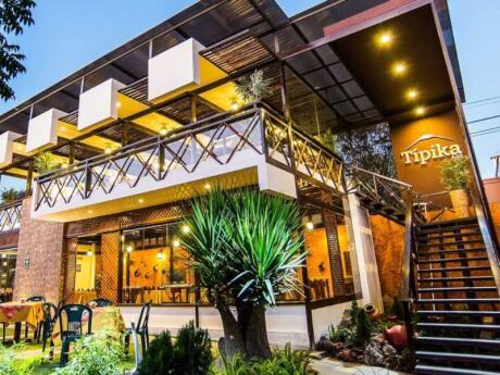 O Restaurante Tipika em Arequipa serve excelentes pratos da área local no Peru