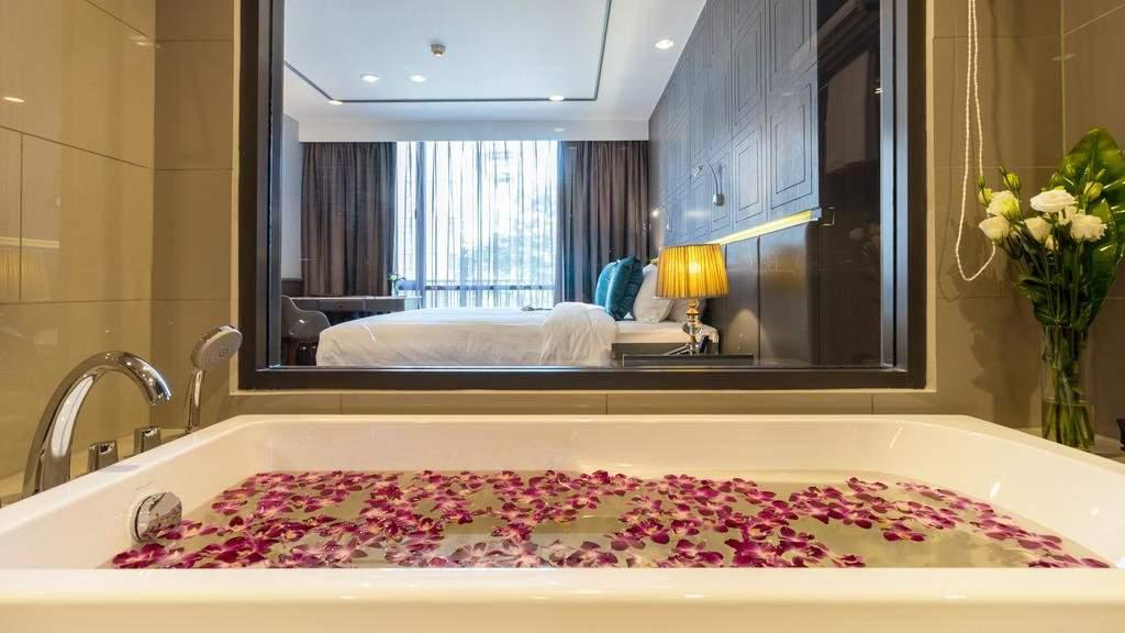 The Well Hotel Bangkok Sukhumvit 20 é um local adorável para os viajantes gays se sentirem mimados durante sua estadia