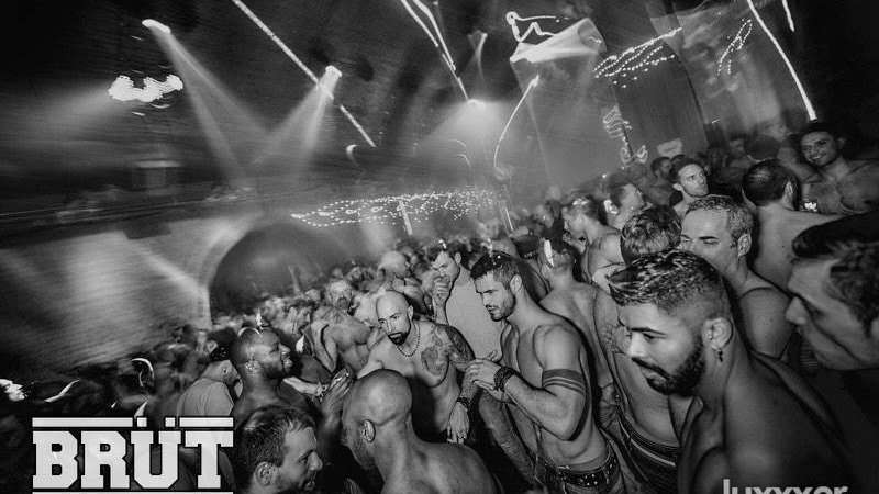 Brüt is London's hottest New Year's Eve party for bears and those who love them