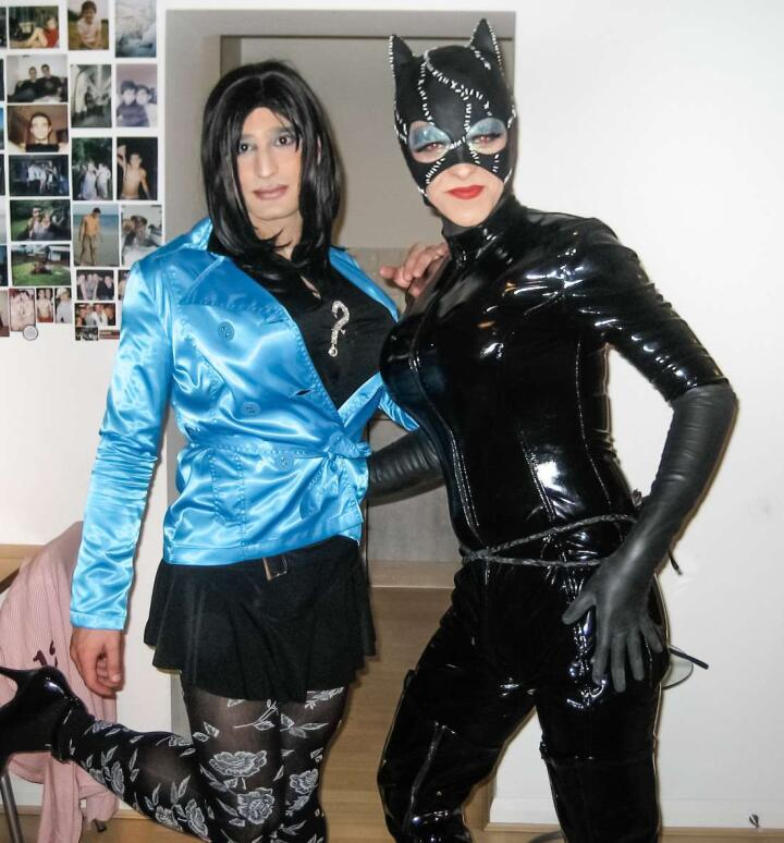 Catwoman one of best gay Halloween costumes