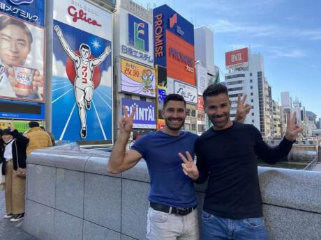 Dotonbori is one of the most exciting parts of Osaka and well worth exploring