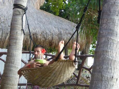 Flower Island é um resort em uma ilha totalmente particular em Palawan, muito gay friendly