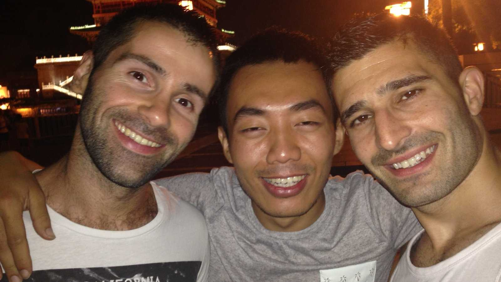 China is becoming more gay friendly, with pockets of fun to be found