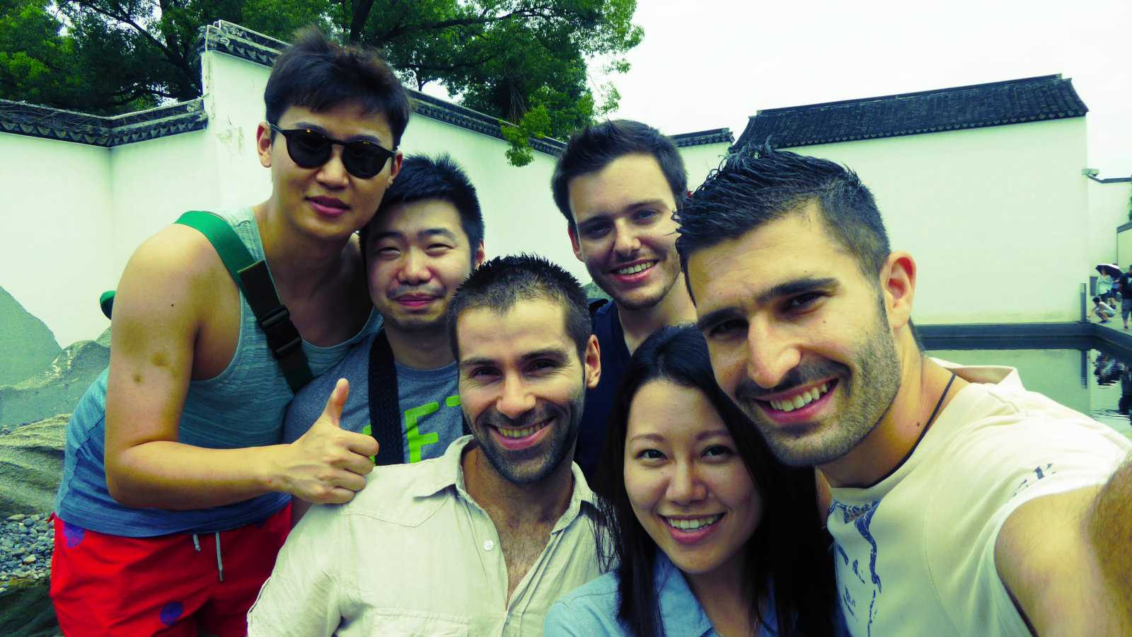 Connecting with local gays is a good way to get acquainted with the gay scene when traveling to China