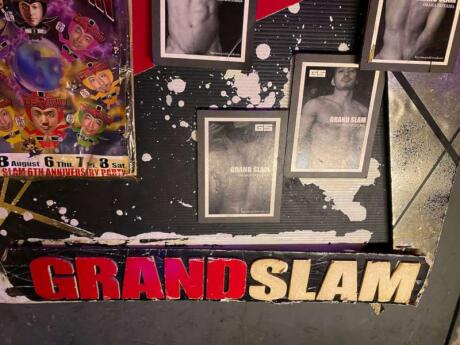 Grand Slam goes from karaoke bar to dance club at the stroke of midnight