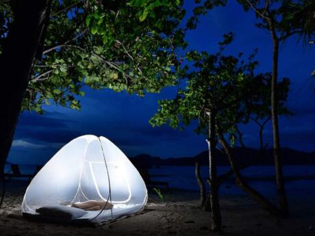 If you like glamping you will love La Isla Expeditions in Palawan