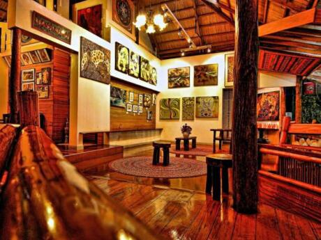 KaLui is a lovely restaurant in Palawan for an authentic Filipino dining experience