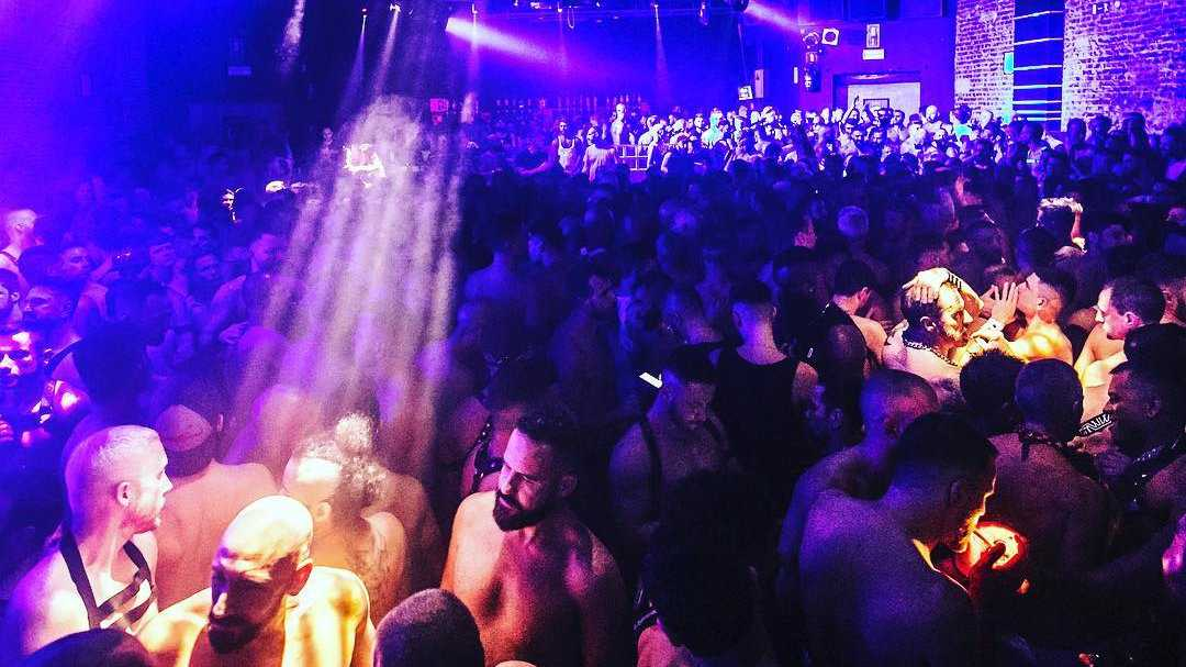 La Demence's gay New Year's Eve party is possibly the best in all of Europe