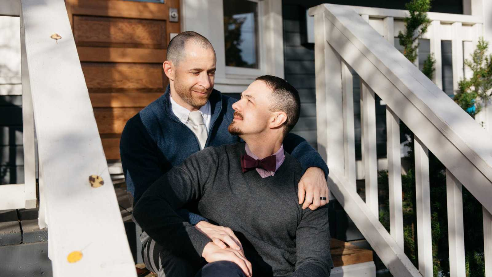 On the Modern Kinship blog, husbands Constantino and David share their thoughts on life as gay Christian men