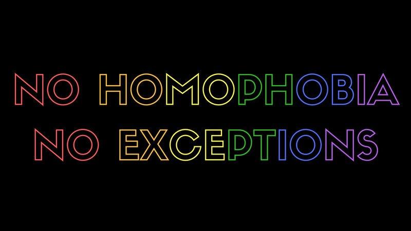 Alastair Lawrie é um ativista dos direitos gays que também gerencia a página Sem Homofobia Sem Exceções no Facebook