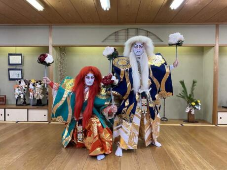 Our Kabuki experience was one of the most fun things we did in Osaka!