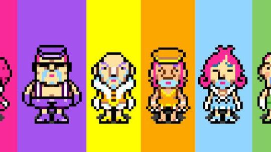 Se você gosta de videogames da velha escola ou mais novos portáteis e rosa, então você vai adorar ler o blog do The Gay Gamer!