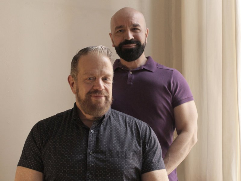 Tom and Lorenzo are a fabulous married couple who write about fashion, movies, tv and more all from a gay slant