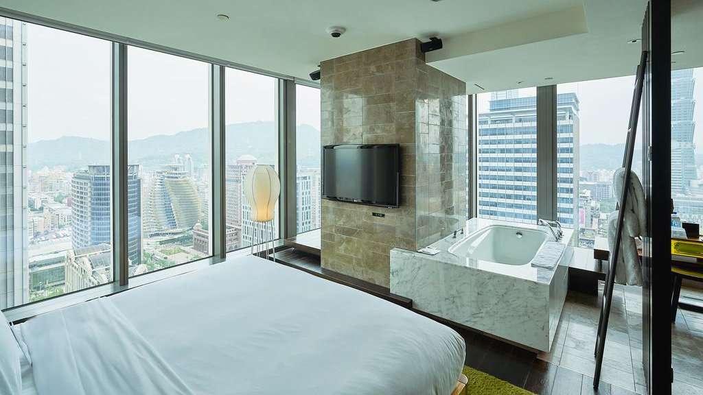 O W Hotel é um dos hotéis mais luxuosos e gay friendly de Taipei