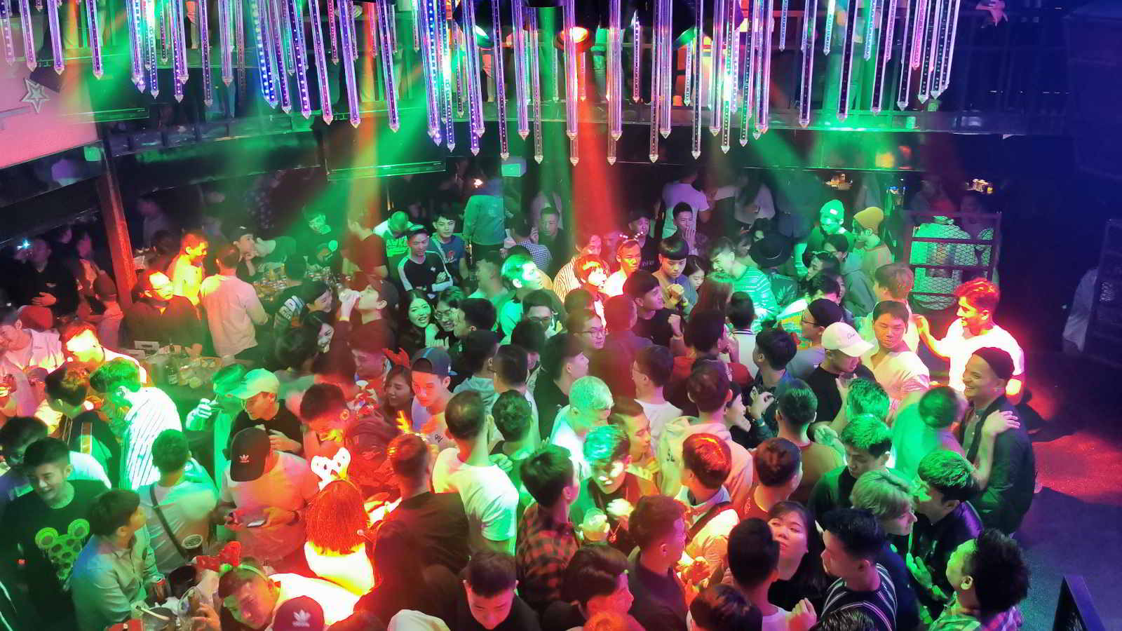 Bangkok's New Year's White Party is one of the biggest in the world and something you have to experience at least once!