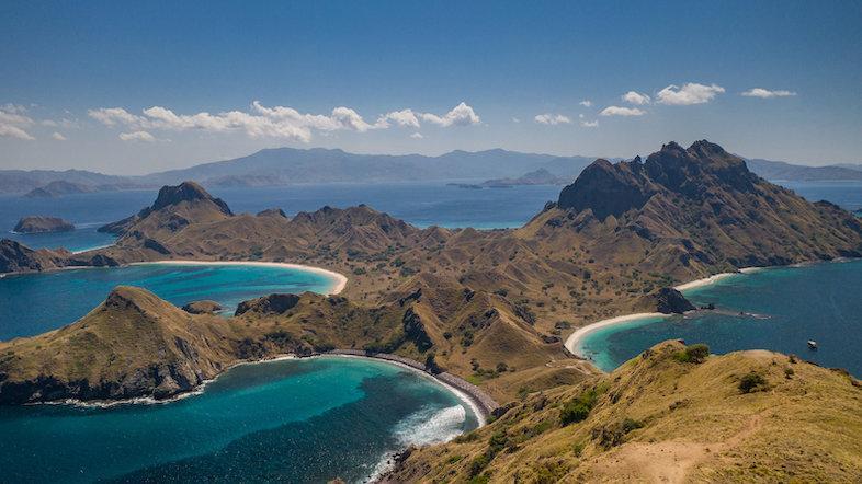 Há muito o que fazer em um cruzeiro Your Private Journey, incluindo ver a bela Ilha Padar