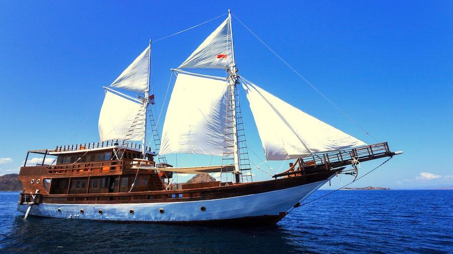 Everything to Sea offers the most incredible private sailing experience in Indonesia