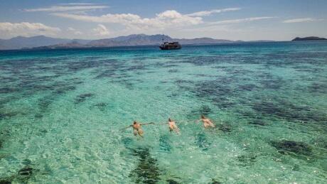 Explorar as belas águas da Indonésia é apenas parte da magia de um cruzeiro com Everything to Sea's Your Private Journey