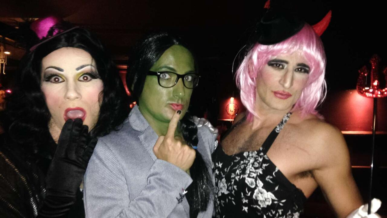 Best gay Halloween costumes
