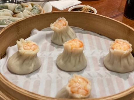 Dim Sum are the perfect small dishes to try when you're in China