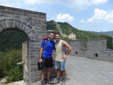 Walking on China's Great Wall is one of the top bucket list items for any traveler to the country
