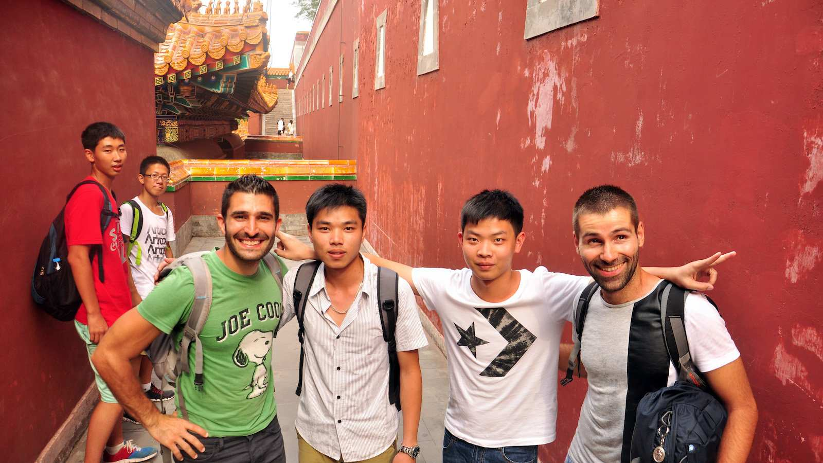 As gay travelers we found China to be very safe but it isn't always as easy for gay locals