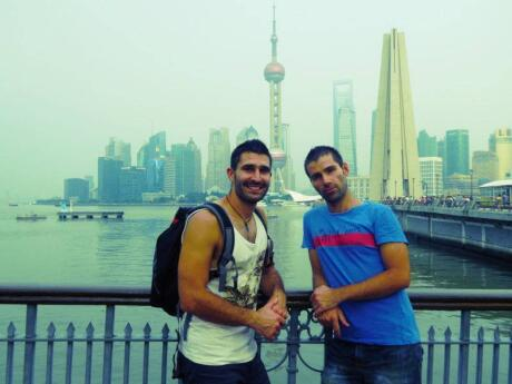 There's a fun gay scene in Shanghai, plus plenty to see and do in the busy city