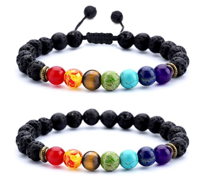 Some sweet and stylish matching bracelets are one of the best gifts for gay couples as they're not too big or crazy expensive