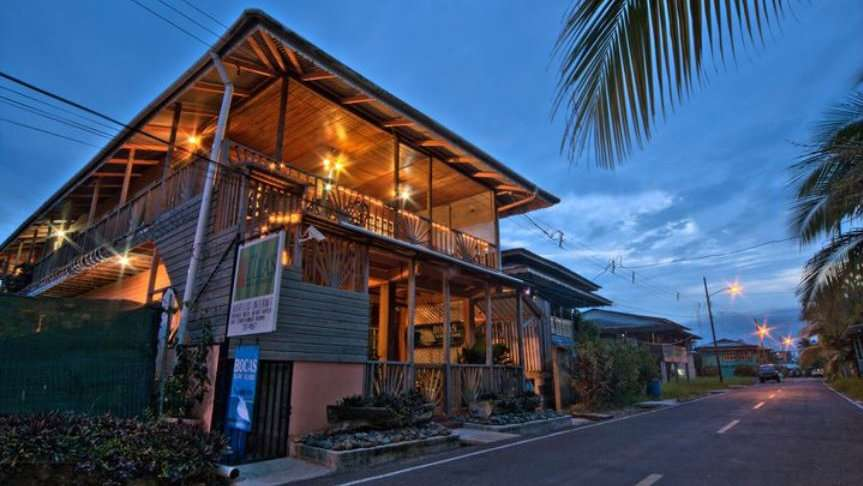 Lula's Bed and Breakfast is the perfect gay friendly budget option on Bocas del Toro