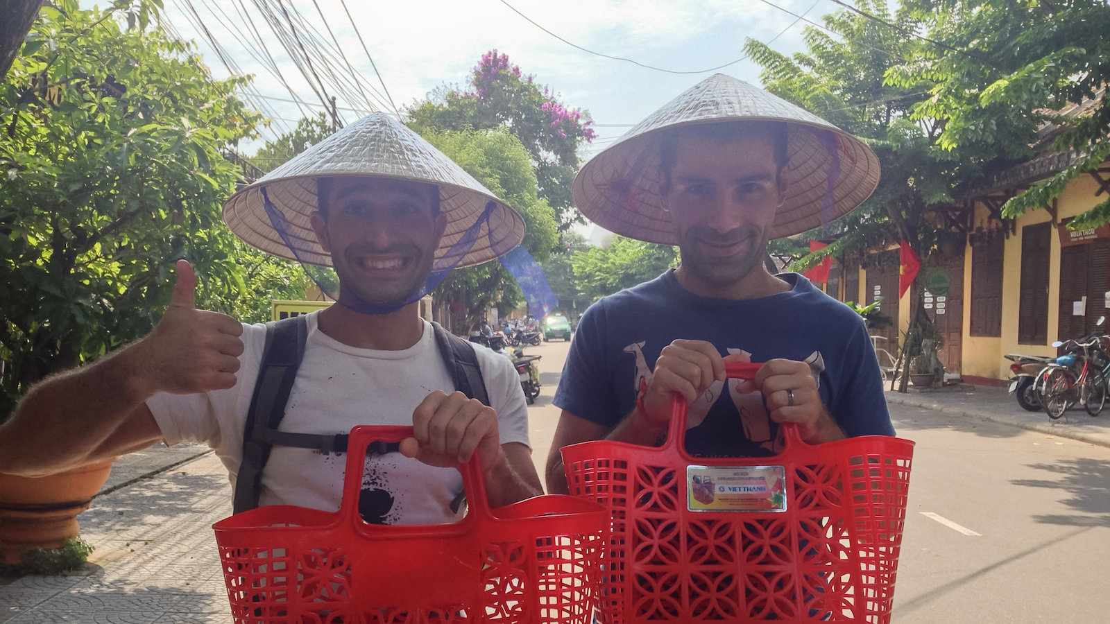 We found Vietnam very safe as gay travelers!