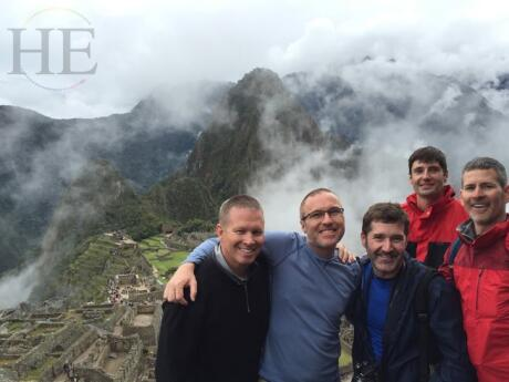 For a real challenge, you can hike the alternative Salkantay trail to Machu Picchu on a gay trip with He Travel