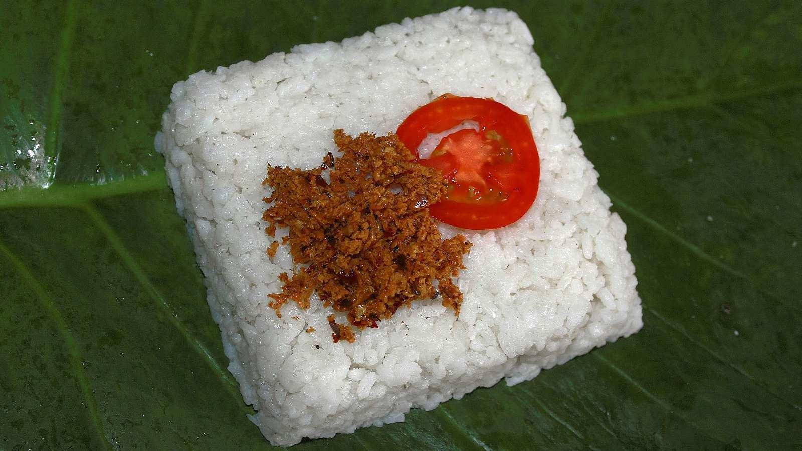 Kiribath é um prato bastante simples do Sri Lanka, mas é rico em significado e simbolismo
