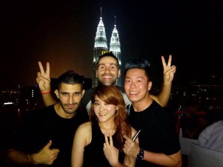 A capital da Malásia, Kuala Lumpur, tem a melhor cena gay