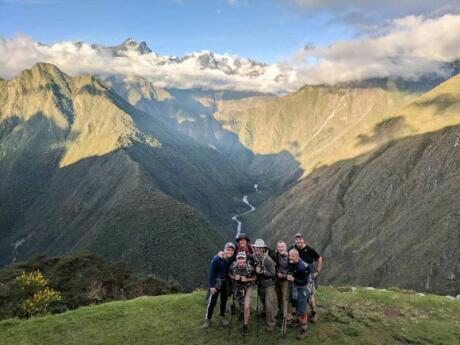 If you want to hike the famous Inca trail with other gay travelers, then go no further than this expedition by Out Adventures